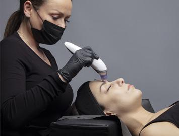 masque de luminothérapie